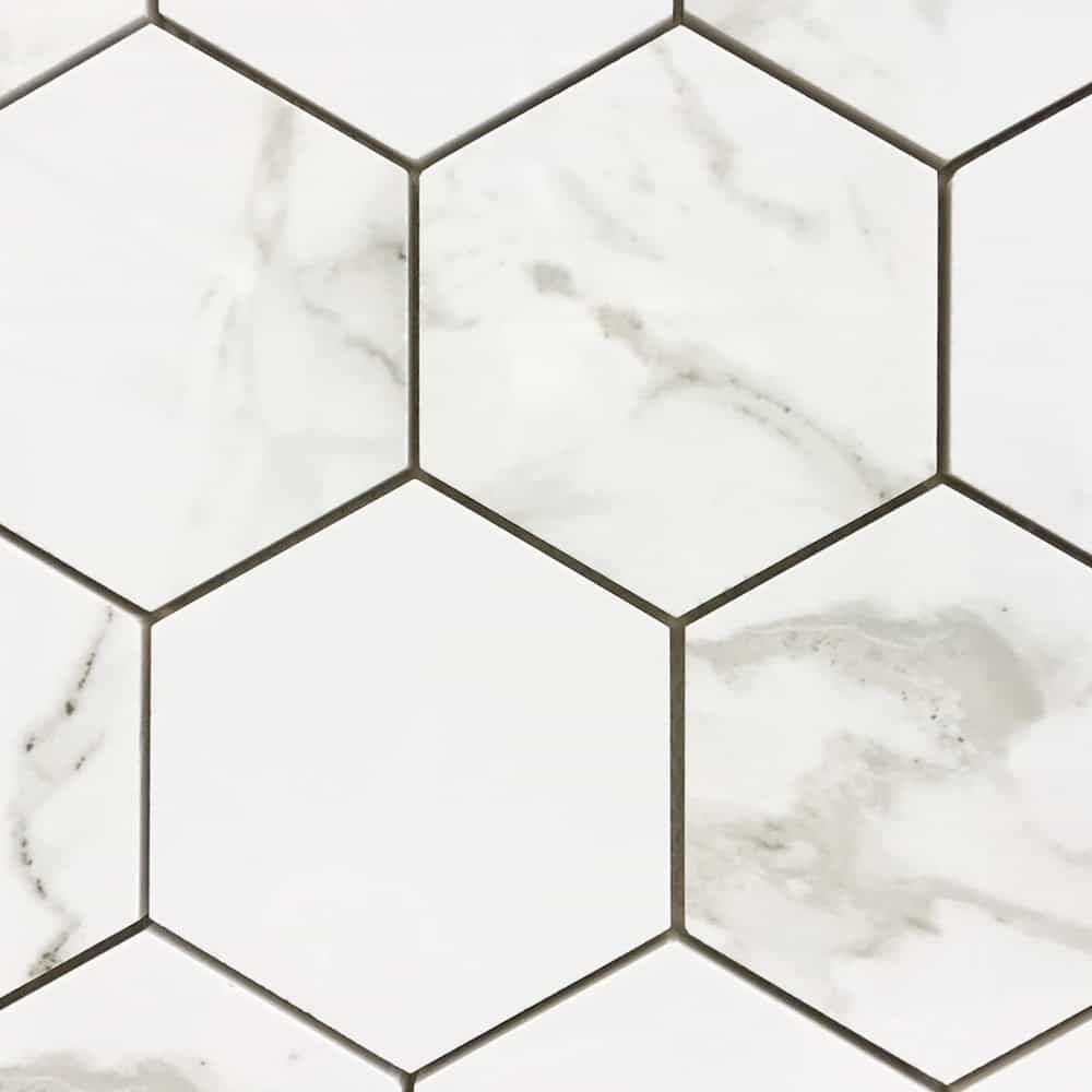 Carrara | Hexagoal