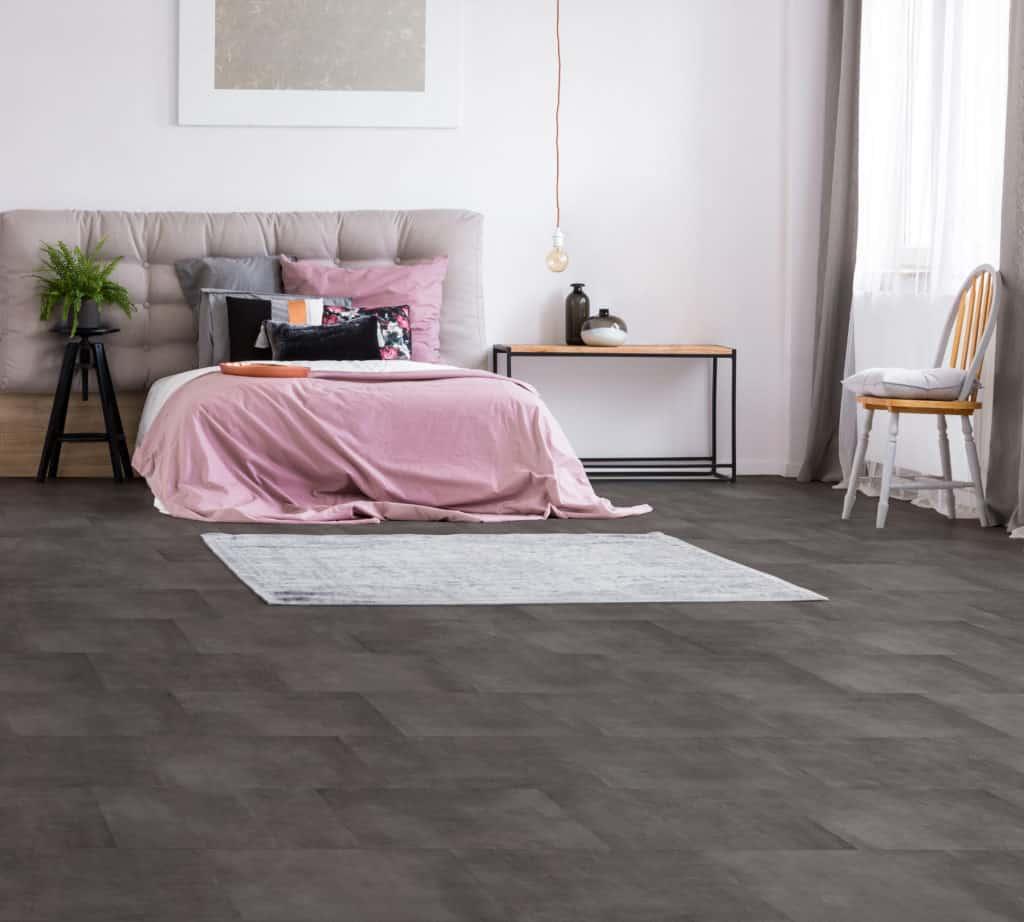 Look béton/ciment pour un design industriel