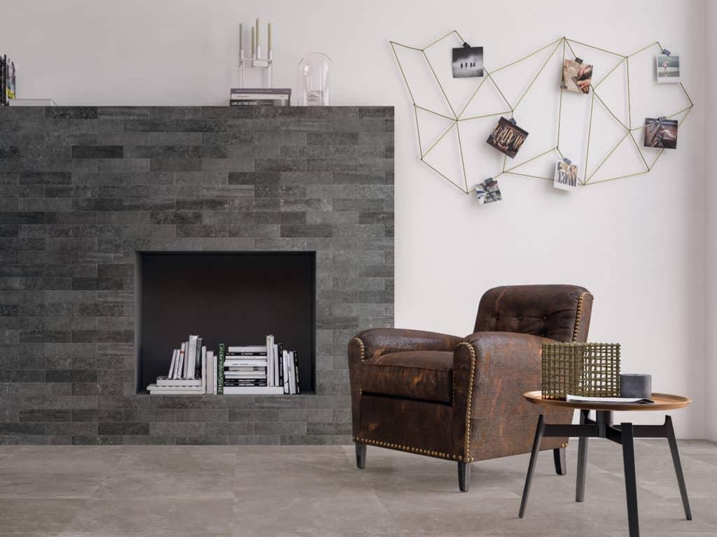 Une collection moderne et séduisante de revêtements et de sols en grès cérame au format classique « brick »